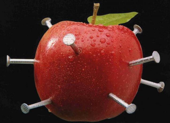 повышение гемоглобина яблоко железо