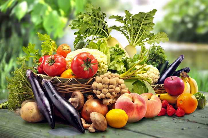 овощи и фрукты для повышения иммунитета