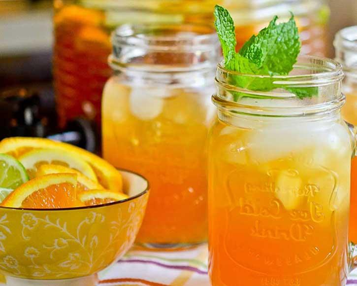 энергетические напитки в домашних услвоиях