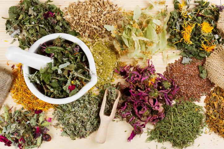 лекарственные сборы трав от трихомоноза
