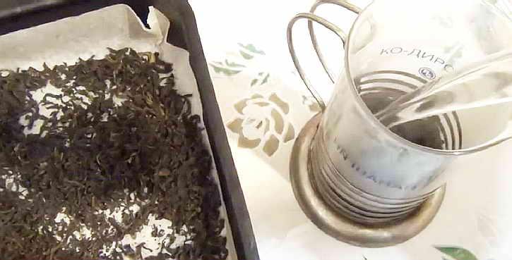 заваривание иван-чая