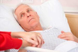 лежачий больной и пролежни