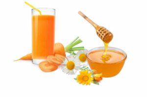 морковь с медом от кашля и мокроты
